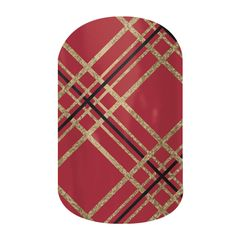 Tinsel Town  nail wraps by Jamberry Nails  Love these nail wraps! Makes me so excited for Christmas