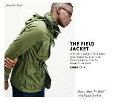 J.Crew Rounds Up Latest Outerwear for New Mens Guide: Windbreakers, Field Jackets + More