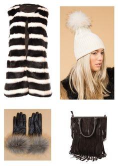 """Winter Monochrome"" by jayley15 on Polyvore Jayley | Luxury Women's Fashion | Kimonos | Cashmere | Wraps | Accessories | Suedette Capes"