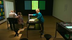 Moniker is an Amsterdam based interactive design studio by Luna Maurer & Roel Wouters. Interactive Design, Line, Technology, Studio, Projects, Amsterdam, Museum, Volcano, Programming