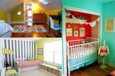 Habitaciones de colores