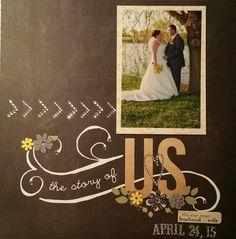 The Story of Us - Scrapbook.com