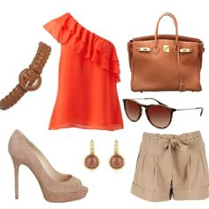 great outfit for spring