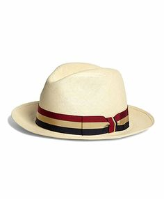 Men's Lock and Co. Classic Trilby Panama