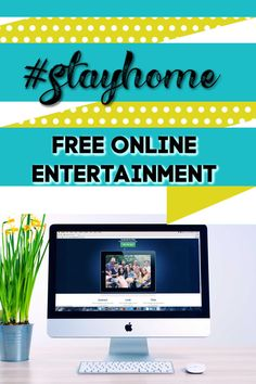 Time to #stayhome but here's a Huge list of #free #entertainment  #staysafe #insteadofgoingout! We all know it's hard, but we did find some great Free limited trials and other great free downloads for you to try.