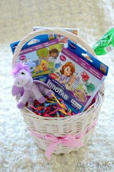 Another satisfied customer barbie basket 35 call tracys avon sofia the first easter baskets google search negle Images