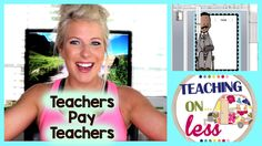 Teachers Pay Teachers Youtube Video for Beginners  http://www.kaysemorris.com https://www.youtube.com/watch?v=9CCjaSlDndo https://www.teacherspayteachers.com/Store/Kayse-Morris