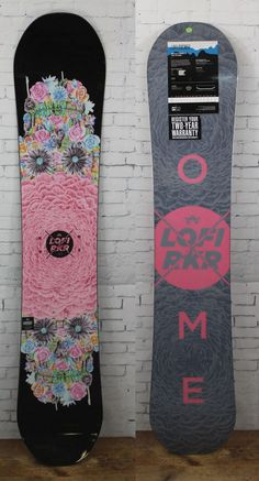 New 2016 Rome LoFi Rocker Womens Snowboard 146 cm LO-FI Lo Fi in Sporting Goods, Winter Sports, Snowboarding | eBay