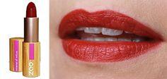 ZAO Makeup Lipstick - 465 Dark Red