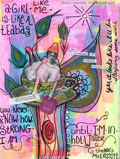 creative art journaling explained