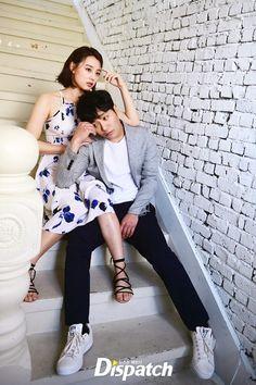 Jin Goo & Kim Ji Won - Interview 'Descendants of the Sun' (Grazia April '16 making)