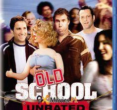 Old School (2003) Unrated Dual Audio Hindi Movie 720p 700MB