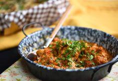 10 izgalmas indiai fogás csirkével Naan, Menu Planning, Salsa, Curry, Food And Drink, Mexican, Beef, Chicken, Cooking