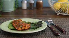 Parmesan Crusted Tilapia Fillets Video