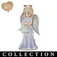 Precious Moments Love Never Forgets Figurine Collection