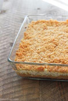 Poppy Seed Chicken Casserole - Baked in AZ