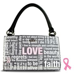 Miche Bags are my fav....and breast cancer awareness AND a Miche is even better!