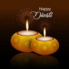 Diya lamps for diwali festival with background Premium Vector Happy Diwali Status, Happy Diwali Wishes Images, Happy Diwali Wallpapers, Diwali Wishes Messages, Diwali Greeting Cards, Diwali Greetings, Rangoli Designs, Diwali Wishes With Name, Shubh Diwali