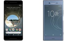 Google Pixel 2 vs Sony Xperia XZ1 Subscribe! http://youtube.com/TechSpaceReview More http://TechSpaceReview.tumblr.com