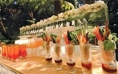 Aperitif- Wedding in San Teodoro