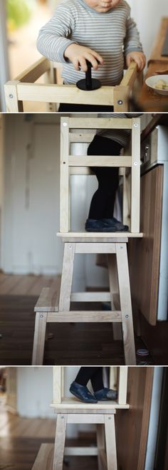 Learning Tower With Bekv 196 M Stool Pinterest Learning