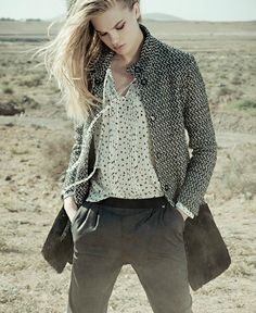 Fracomina Collection mannish style, knitwear, sweatshirts, models skinny, bootcut, outerwear, coats, hods, soft georgette