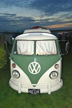 VW Camper Van Always wanted one