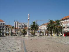 Praça do Bocage - Setúbal - Portugal