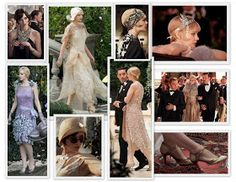 Fashion up your life: The Great Gatsby | Fashion inspiration