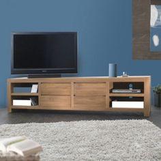 klassische sheesham m bel grau ge lt nature grey tv. Black Bedroom Furniture Sets. Home Design Ideas