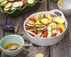 Gratin de légumes à l'Italienne 20 Min, Ratatouille, Mozzarella, Pizza, Quiches, Ethnic Recipes, Chic, Food, Projects