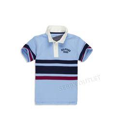 Tommy Hilfiger Polo Shirt Light Blue