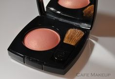 Chanel In Love Blush 7 I love this blush.  It really brightens my look.