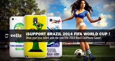 iSupport Football - Fifa World Cup Cases for all Football Fans and Fifa Supporters #fifa #worldcup #football #fans #supporters