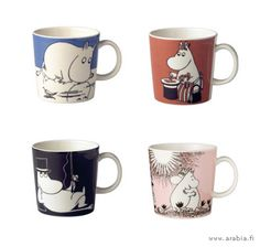 Anything having to do with Finnish Moomin make me very happy indeed.