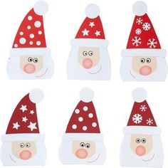First cutting – Santas Outside Christmas Decorations, Christmas Crafts For Adults, Holiday Decor, Christmas Mood, Noel Christmas, Christmas Ornaments, St Nicholas Day, Art For Kids, Paper Crafts