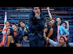 Bad Girls Club - Falling In Reverse... Andy Biersack is in it. Took me a couple replays to realize it haha