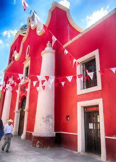 Belleza arquitectónica del norte de #Mexico. el #SaltilloCoah. #IglesiaSanEsteban