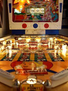 Gottlieb Classic Pinball Machines   Williams Pinball   Bally Pinball   Pinball Creative
