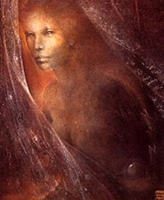 """""""Inanna"""" by Susan Seddon Boulet - """"Do not try to transform yourself. Move into yourself. Move into your human unsuccess. Perfection rapes the soul.""""  ~Marion Woodman"""