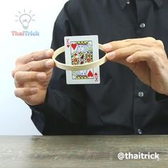 5 Easy Magic Tricks Here are five easy magic tricks that your can use to astound friends and family They are extremely easy to learn. Hope you enjoy. Magic Tricks Videos, Magic Tricks Tutorial, Learn Magic Tricks, Magic Tricks For Kids, Magic Tricks Revealed, Magic Card Tricks, Best Magic Tricks, Magic For Kids, Diy Crafts Hacks