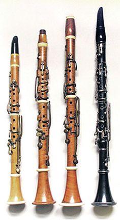 el clarinete de principios del siglo XIX - Buscar con Google