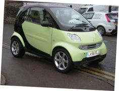 Smart Car For Sale : Get Comfy With:Black And Green RWD Smart Car For Sale Ebay–pictures Of Smart Car For Sale Dallas TX