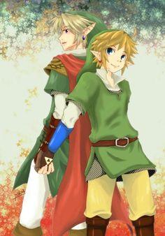 Link- Skyward Sword