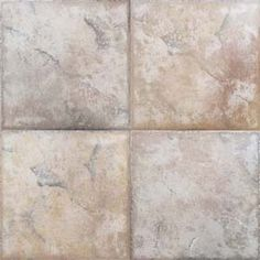 Daltile Daltile French Quarter 12 x 12 Ceramic Tile. Of course it appears to be discontinued.