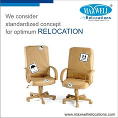 We strictly follow standard norms during relocation so that you can experience promised results.