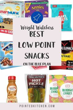 Over 25 low SmartPoint snacks suitable for anyone following any of the Weight Watchers plans. Whether you are wanting sweet, savoury, crunchy or chewy you will find a WW snack to suit you here. With SmartPoint values. #wwsnacks #weightwatchers #weightwatcherssnackswithpoints #wwpurpleplan #wwgreenplan #wwblueplan #ww Ww Recipes, Skinny Recipes, Weight Watchers Snacks, Weight Watchers Points List, Weight Watcher Shopping List, Frozen Greek Yogurt, Yogurt Bar, Ww Desserts, Baking Company
