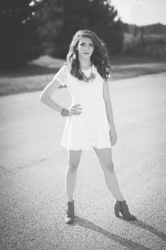 Photo from Isabelle Mattenson Senior 2016 collection by Trent Broglin Photography