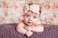 SOFT PINK And Chocolate BROWN She's Gone by SimplyIrresistible10, $14.99