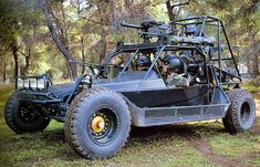 US ARMY Chenowth 'dune buggy' (FAV LSV DPV) 'Special Forces' by Jpl3k - Jipple28, via Flickr